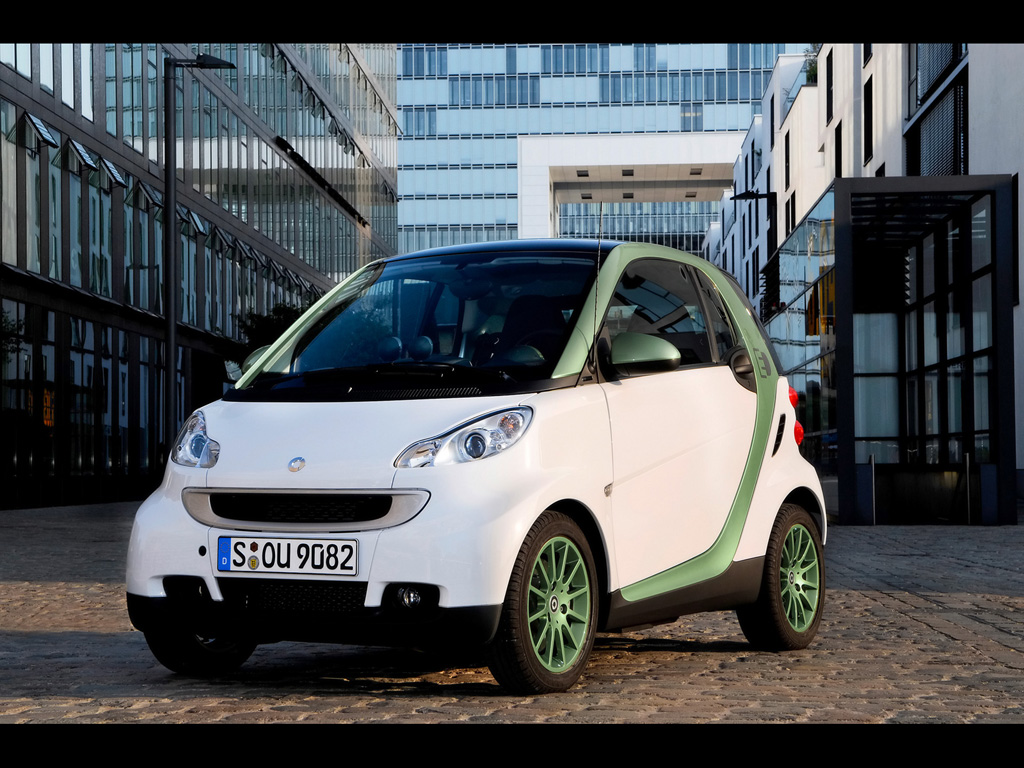 A clever Kid of Smart 2010 Fortwo #9