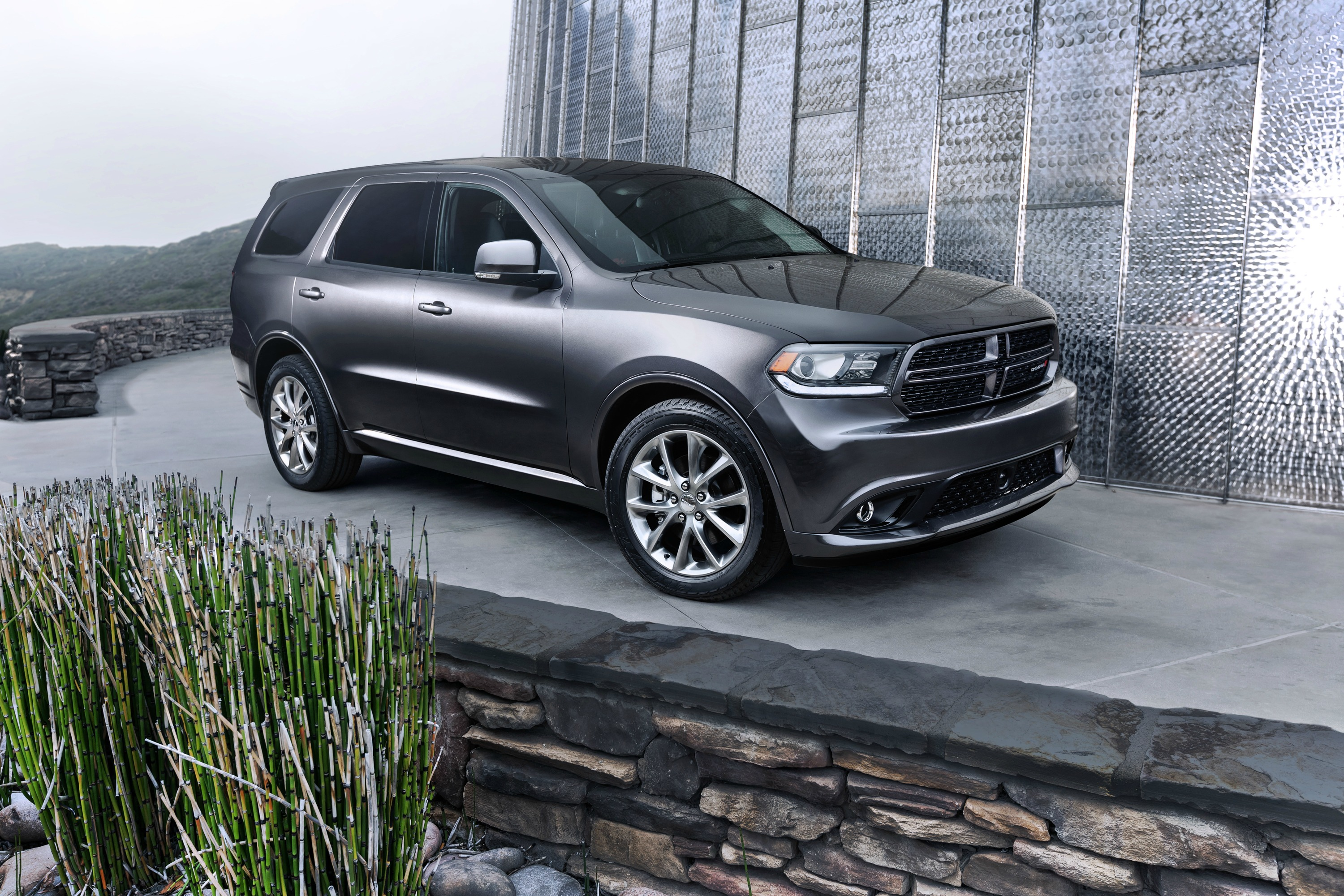 A new Durango design in Dodge 2014 #8