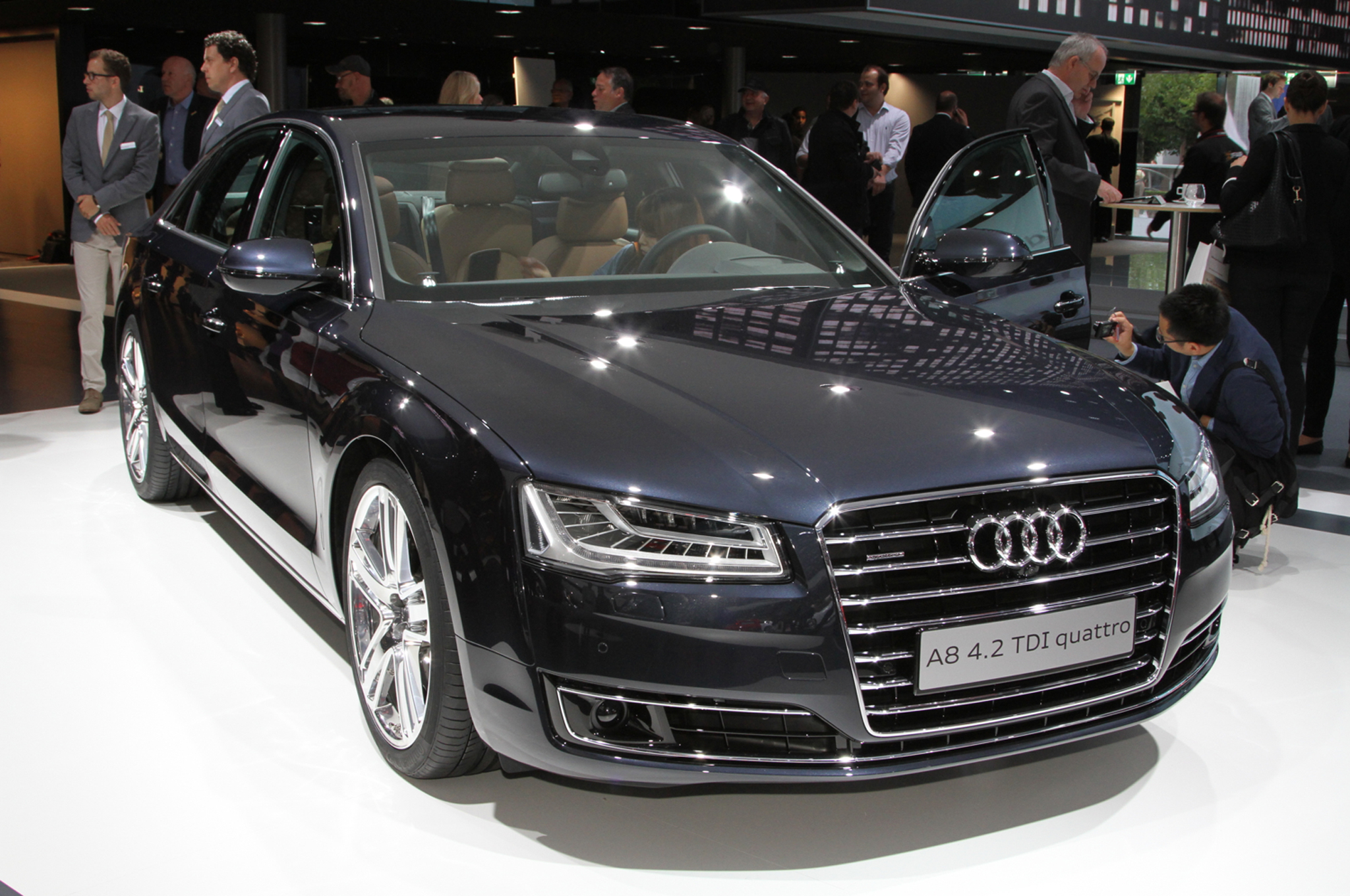 A8 Audi 2015 - it's time to move forward #9