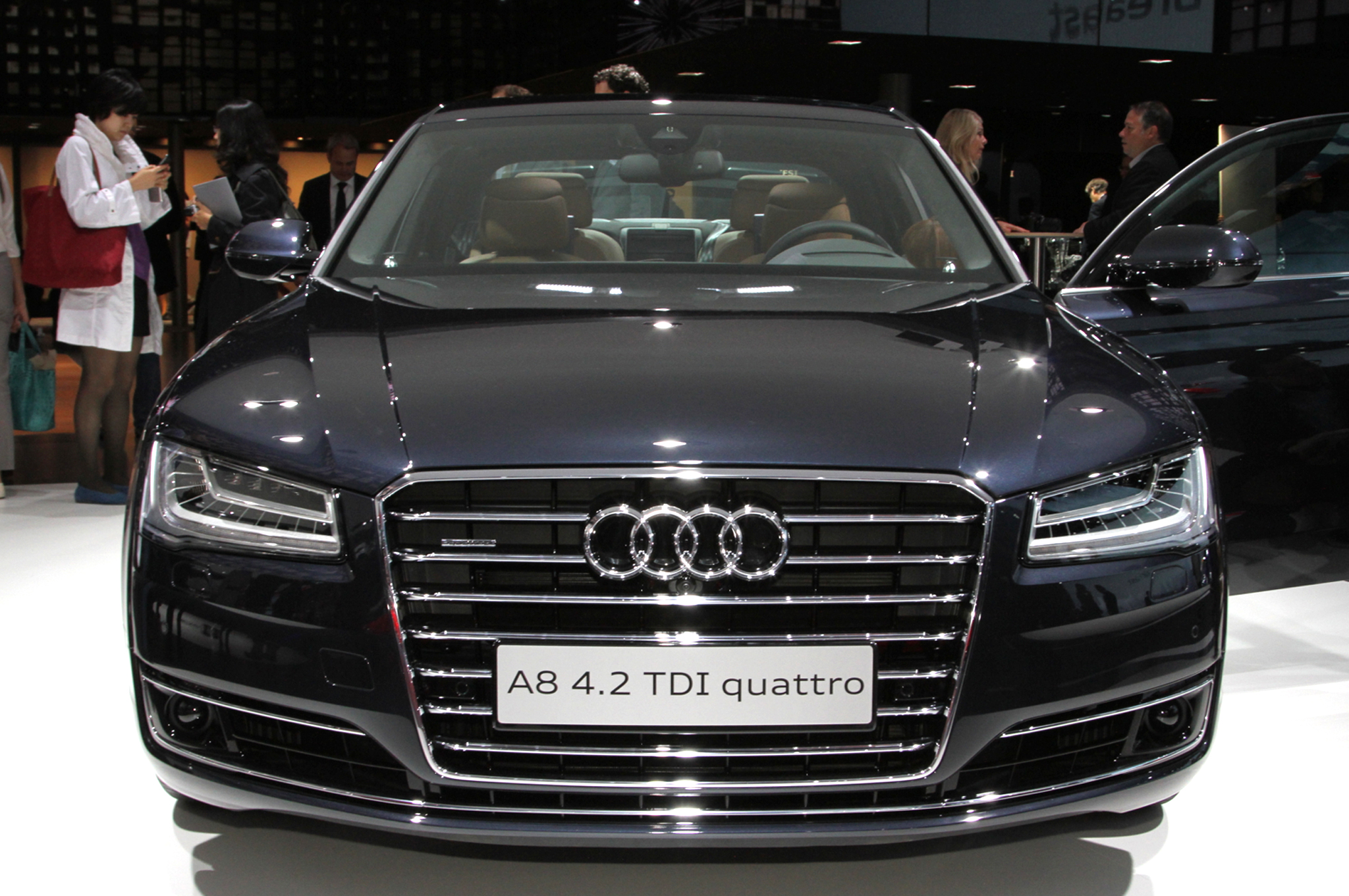 A8 Audi 2015 - it's time to move forward #10