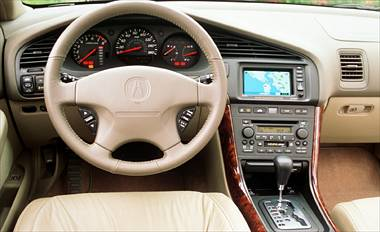 Laconic and elegant Acura 2000 MDX #5
