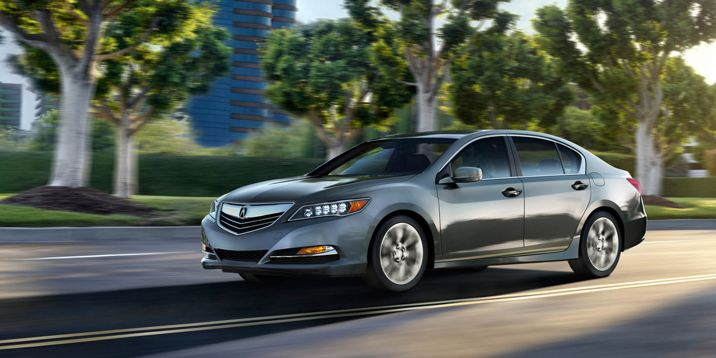 Acura 2014 MDX provides better aerodynamics #4
