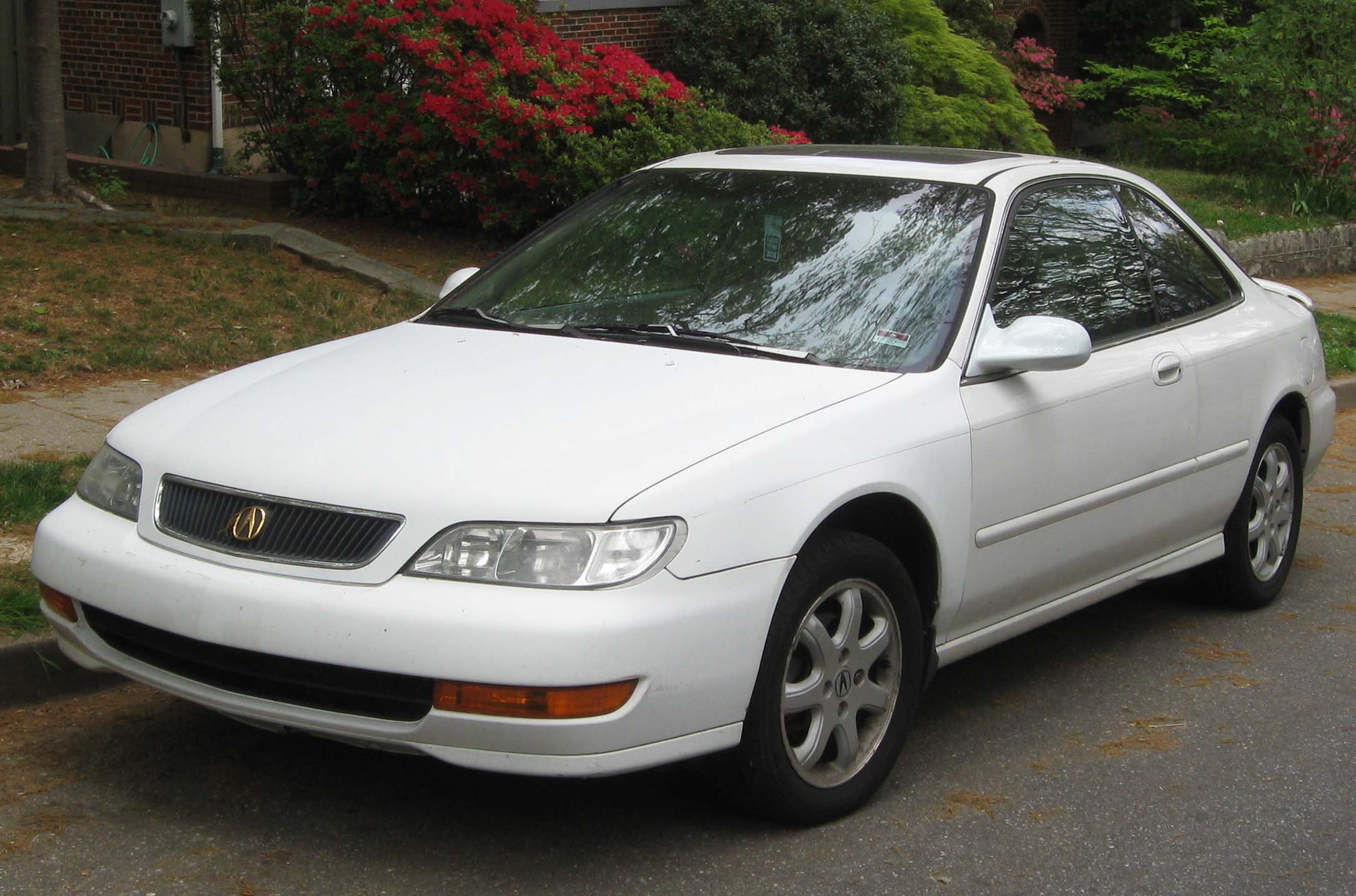 1998 Acura Cl Information And Photos Momentcar