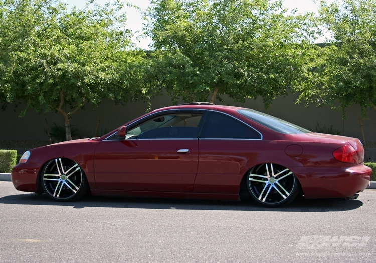 2002 acura cl information and photos momentcar. Black Bedroom Furniture Sets. Home Design Ideas
