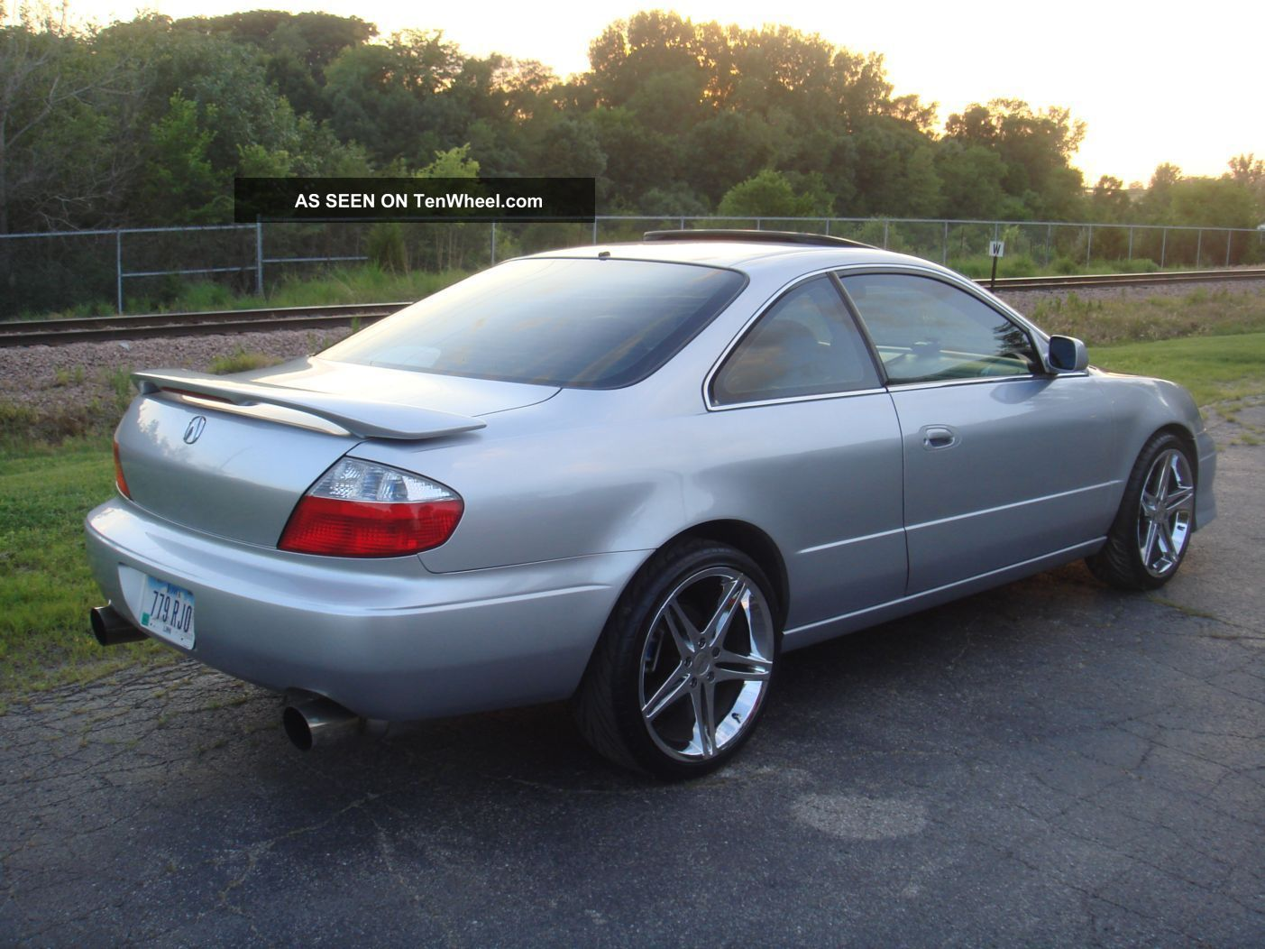 2003 acura cl information and photos momentcar. Black Bedroom Furniture Sets. Home Design Ideas