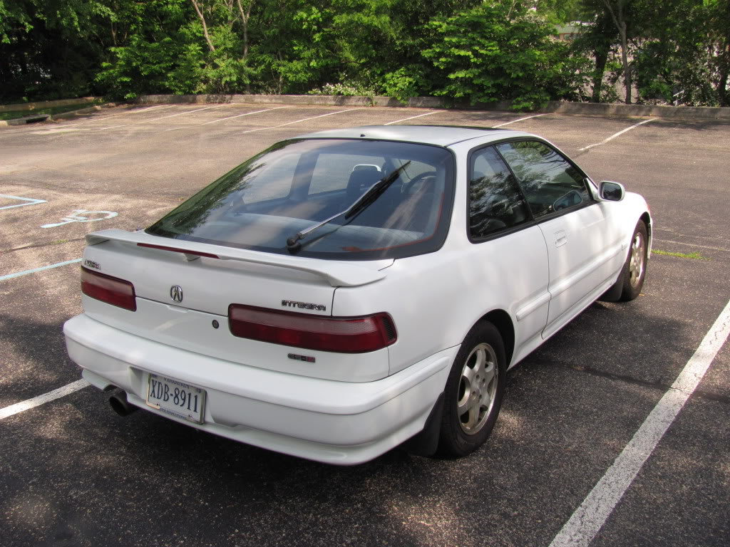 1993 Acura Integra - Information and photos - MOTcar