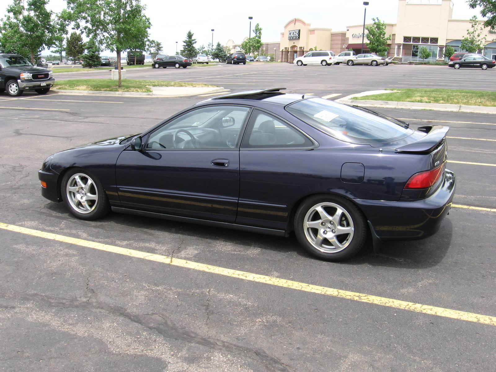 2000 acura integra information and photos momentcar. Black Bedroom Furniture Sets. Home Design Ideas