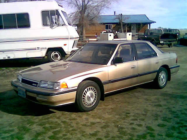 Acura Legend 1989 #14