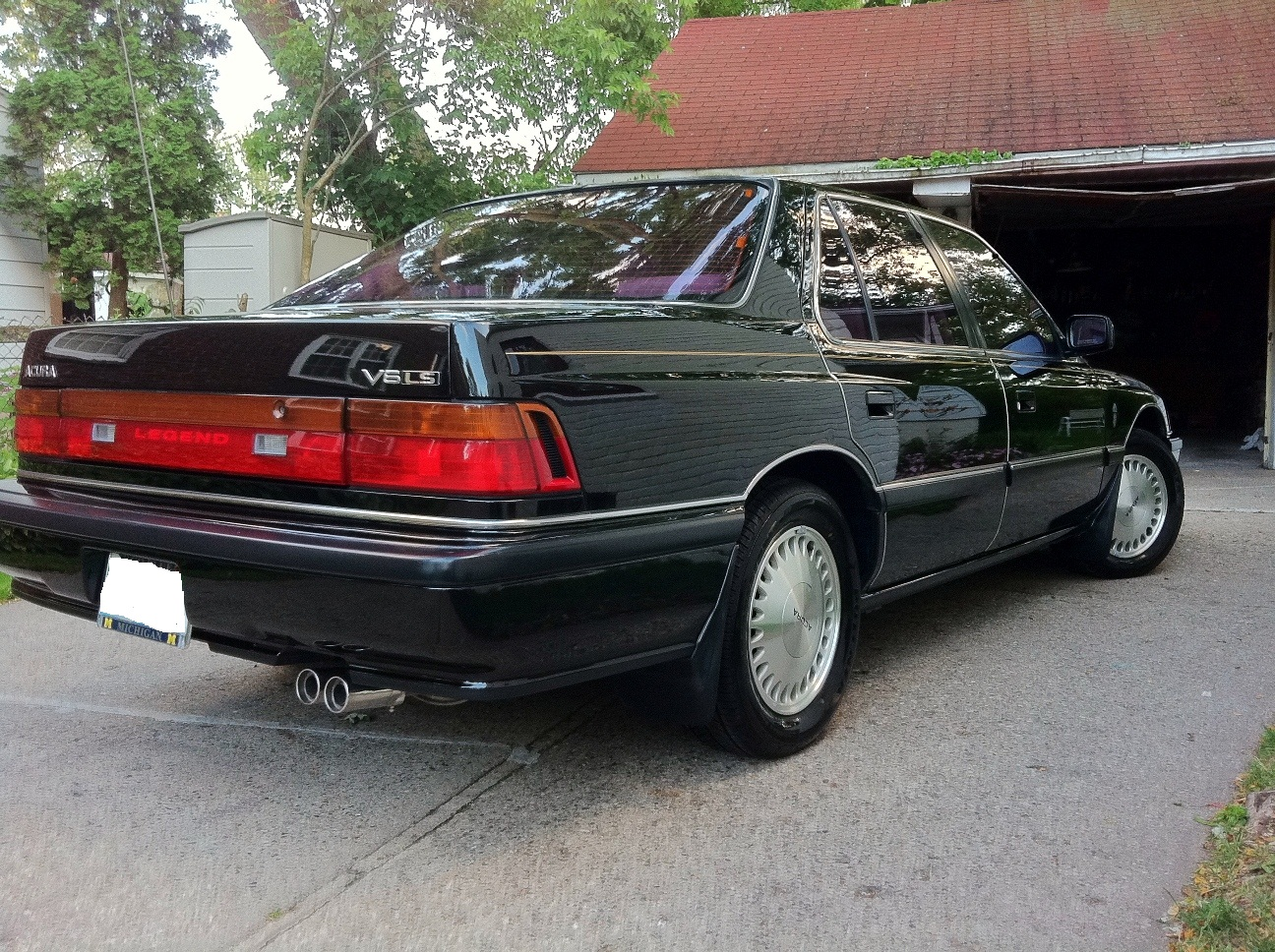 Acura Legend 1989 #16
