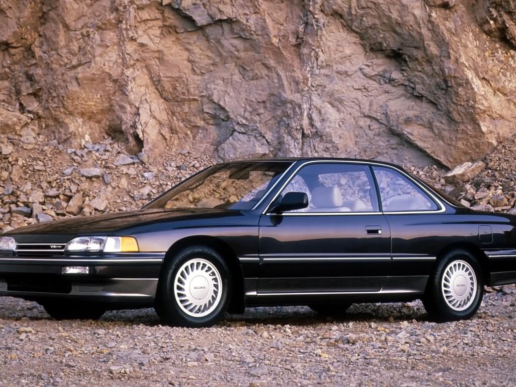 Acura Legend 1989 #4