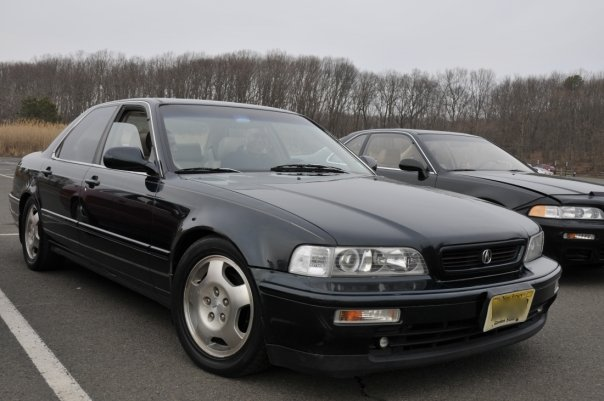 Acura Legend #12