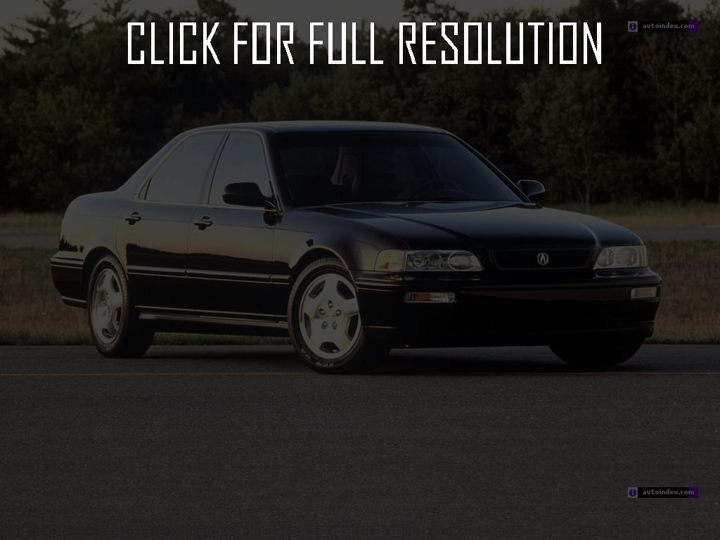 Acura Legend GS #1