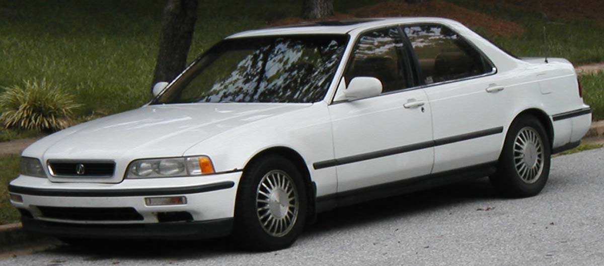 Acura Legend L #15
