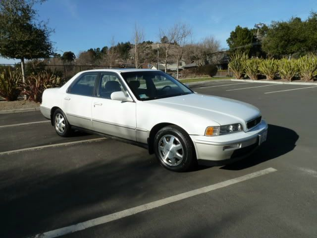 Acura Legend SE #18