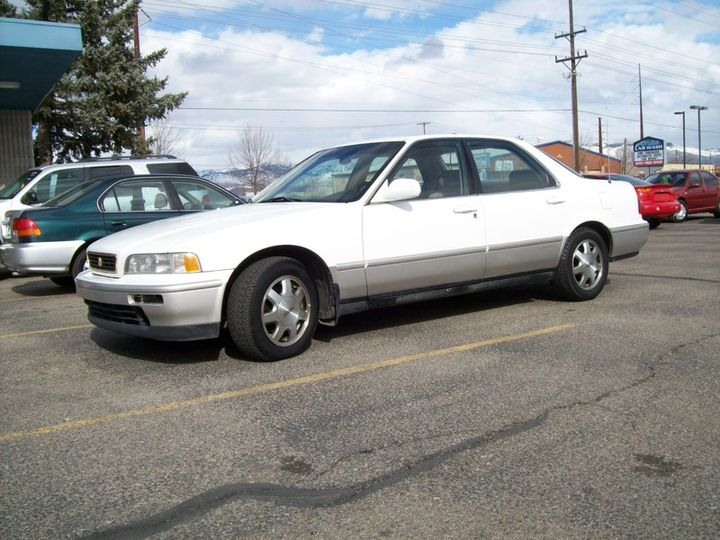 Acura Legend SE #19