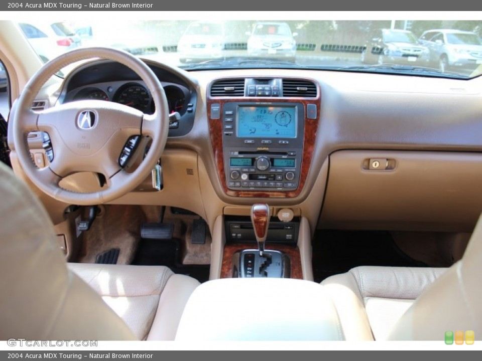 2004 acura mdx information and photos momentcar. Black Bedroom Furniture Sets. Home Design Ideas