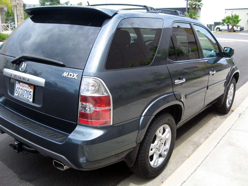 2005 acura mdx information and photos momentcar. Black Bedroom Furniture Sets. Home Design Ideas