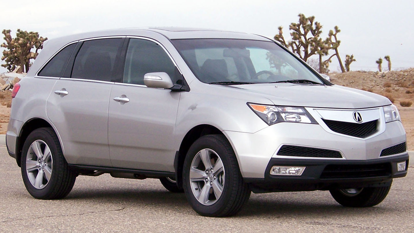 2006 acura mdx information and photos momentcar. Black Bedroom Furniture Sets. Home Design Ideas