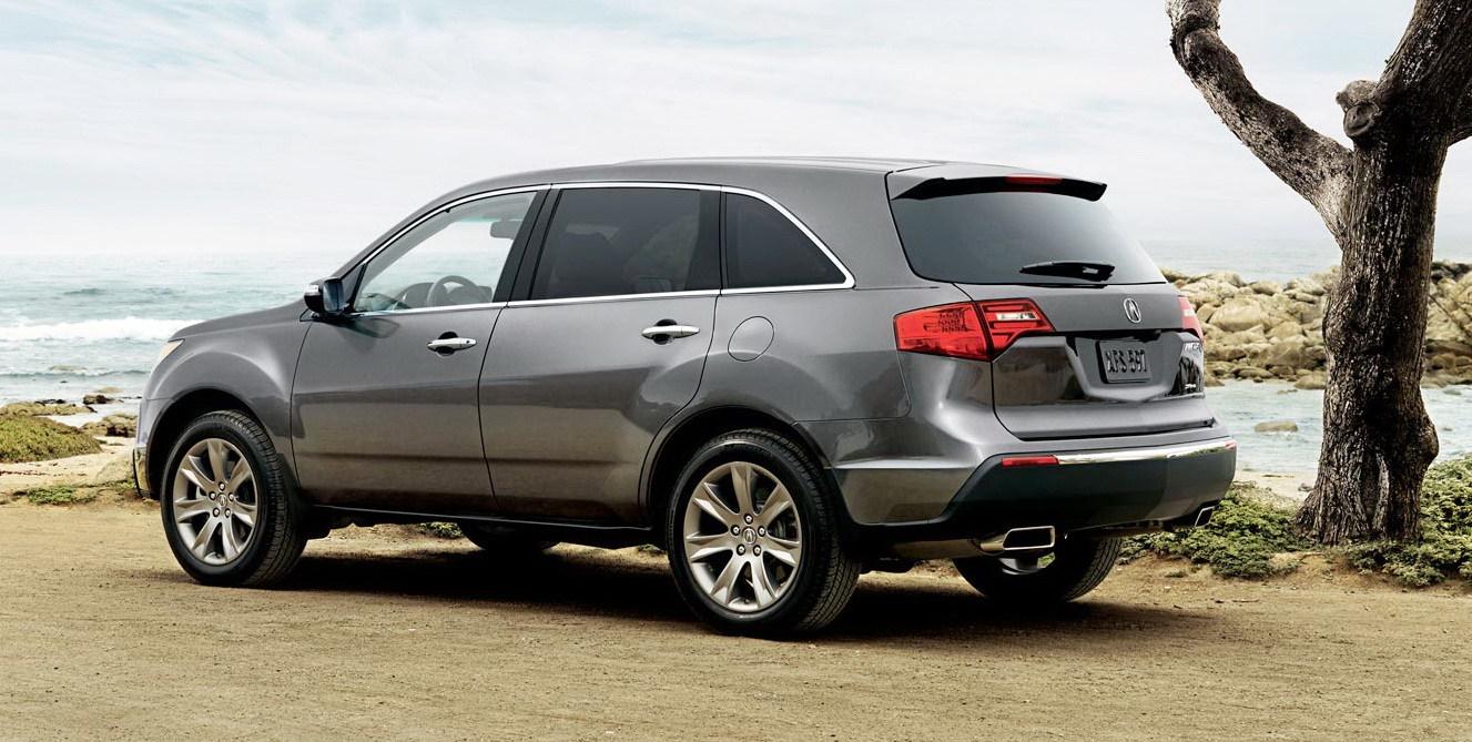 2013 acura mdx information and photos momentcar. Black Bedroom Furniture Sets. Home Design Ideas