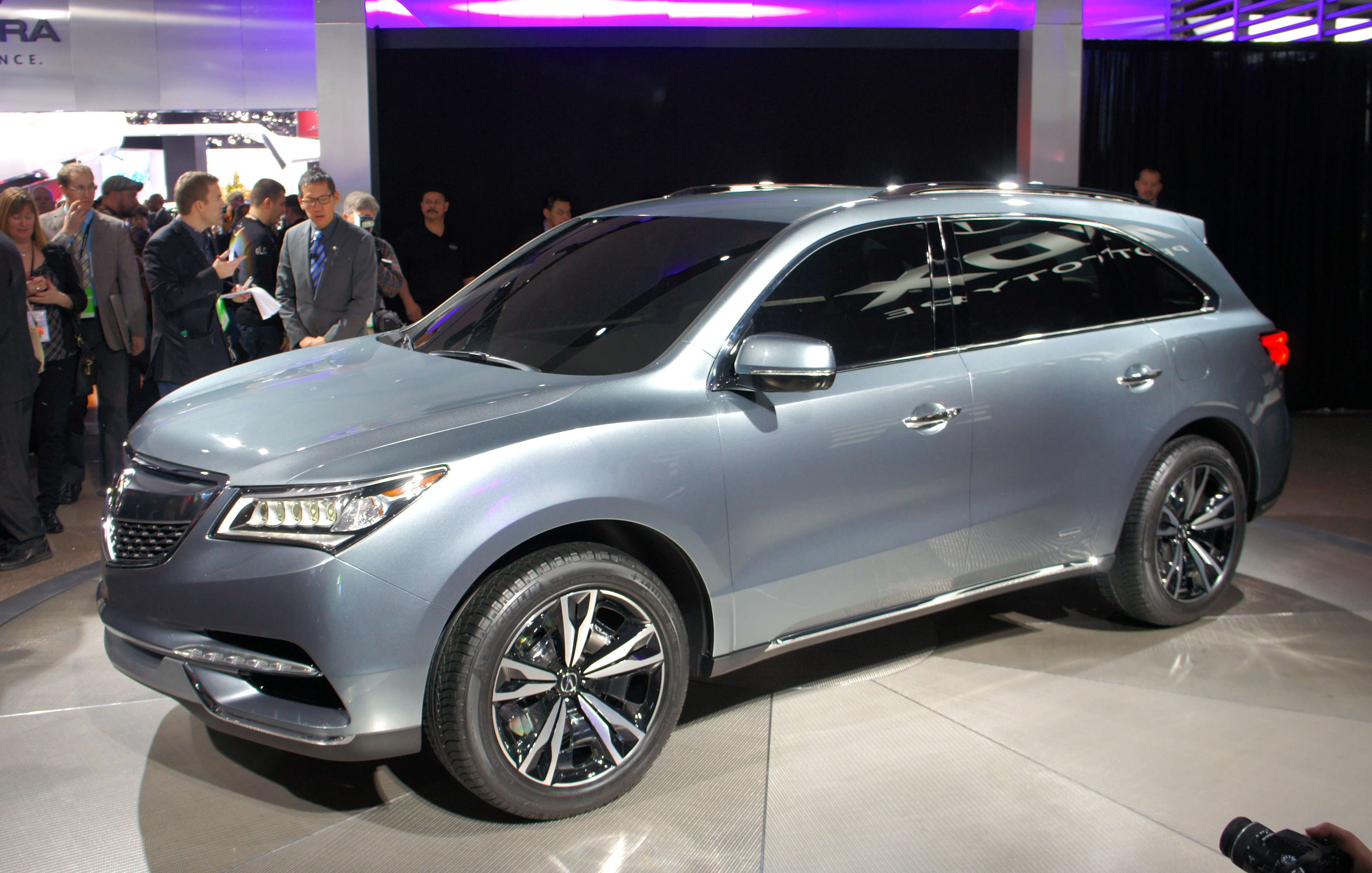 announced news us pricing of acura with auto rdx