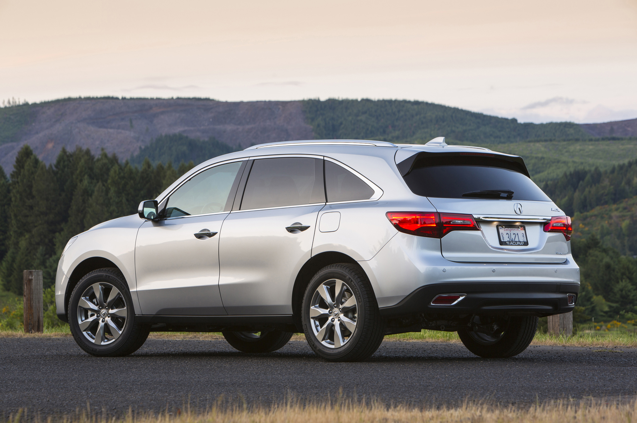 2014 acura mdx information and photos momentcar. Black Bedroom Furniture Sets. Home Design Ideas