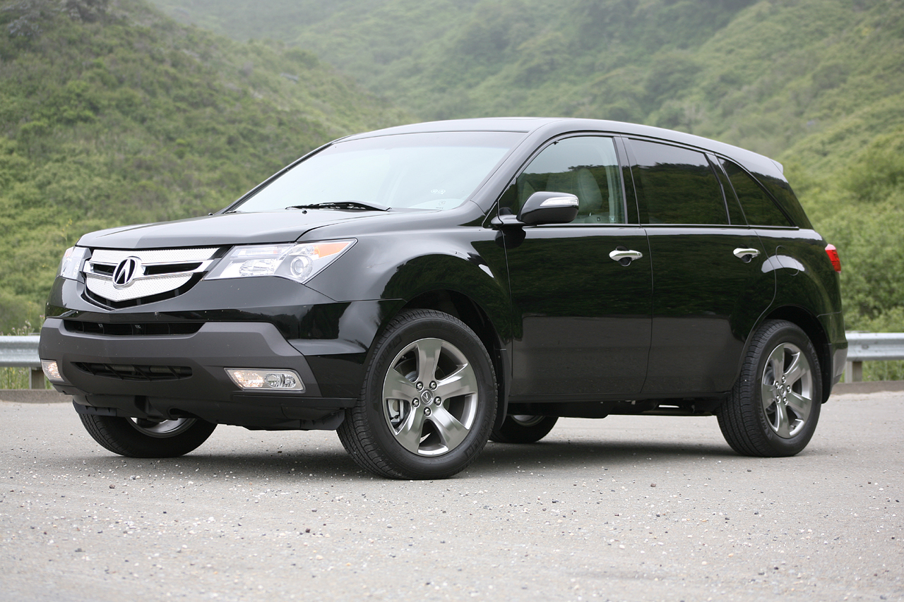 acura mdx information and photos momentcar. Black Bedroom Furniture Sets. Home Design Ideas