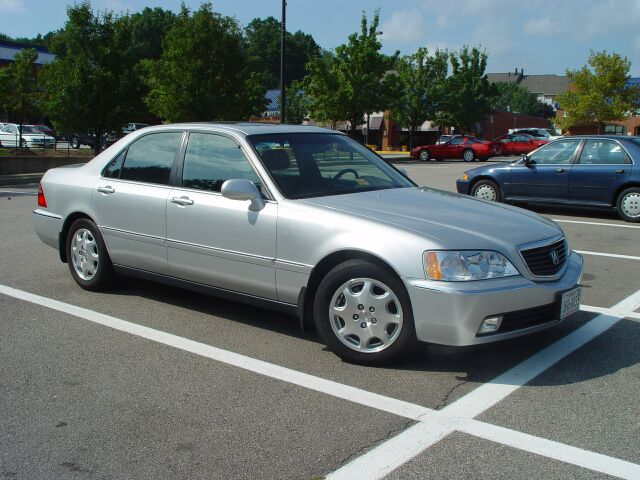 2000 Acura RL - Information and photos - MOTcar