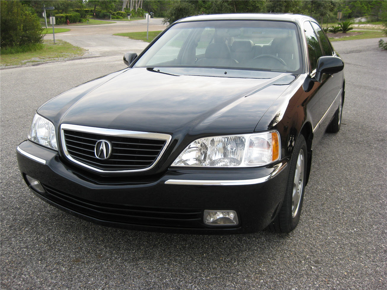 2003 acura rl - information and photos - momentcar