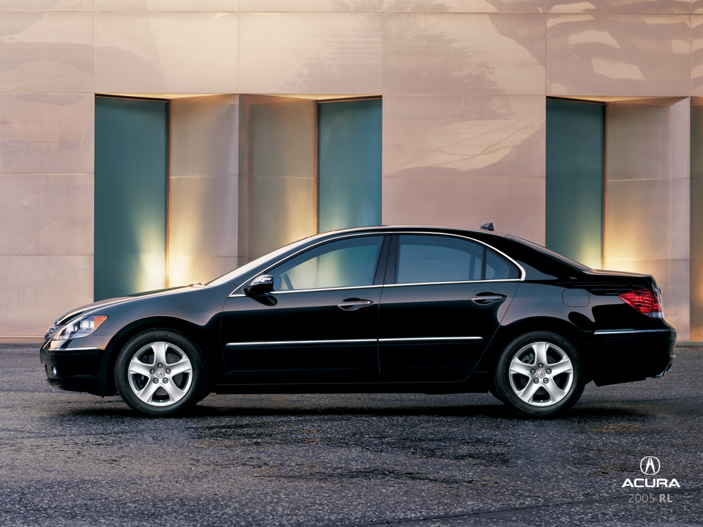 2005 acura rl information and photos momentcar. Black Bedroom Furniture Sets. Home Design Ideas