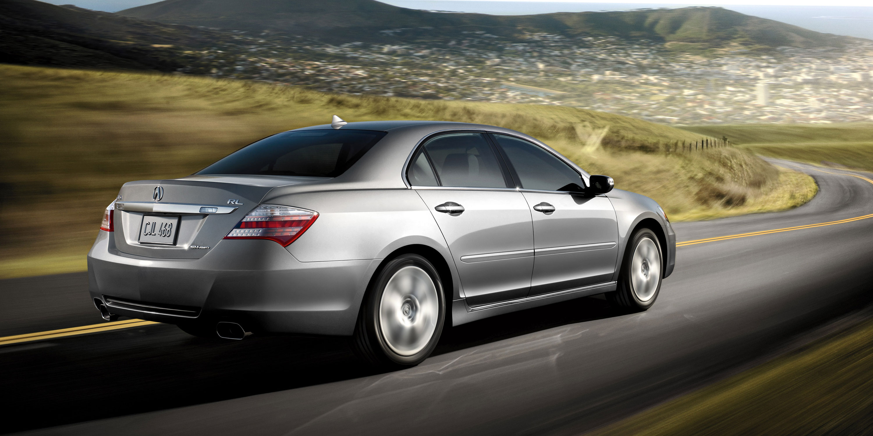 cars speed top acura rl