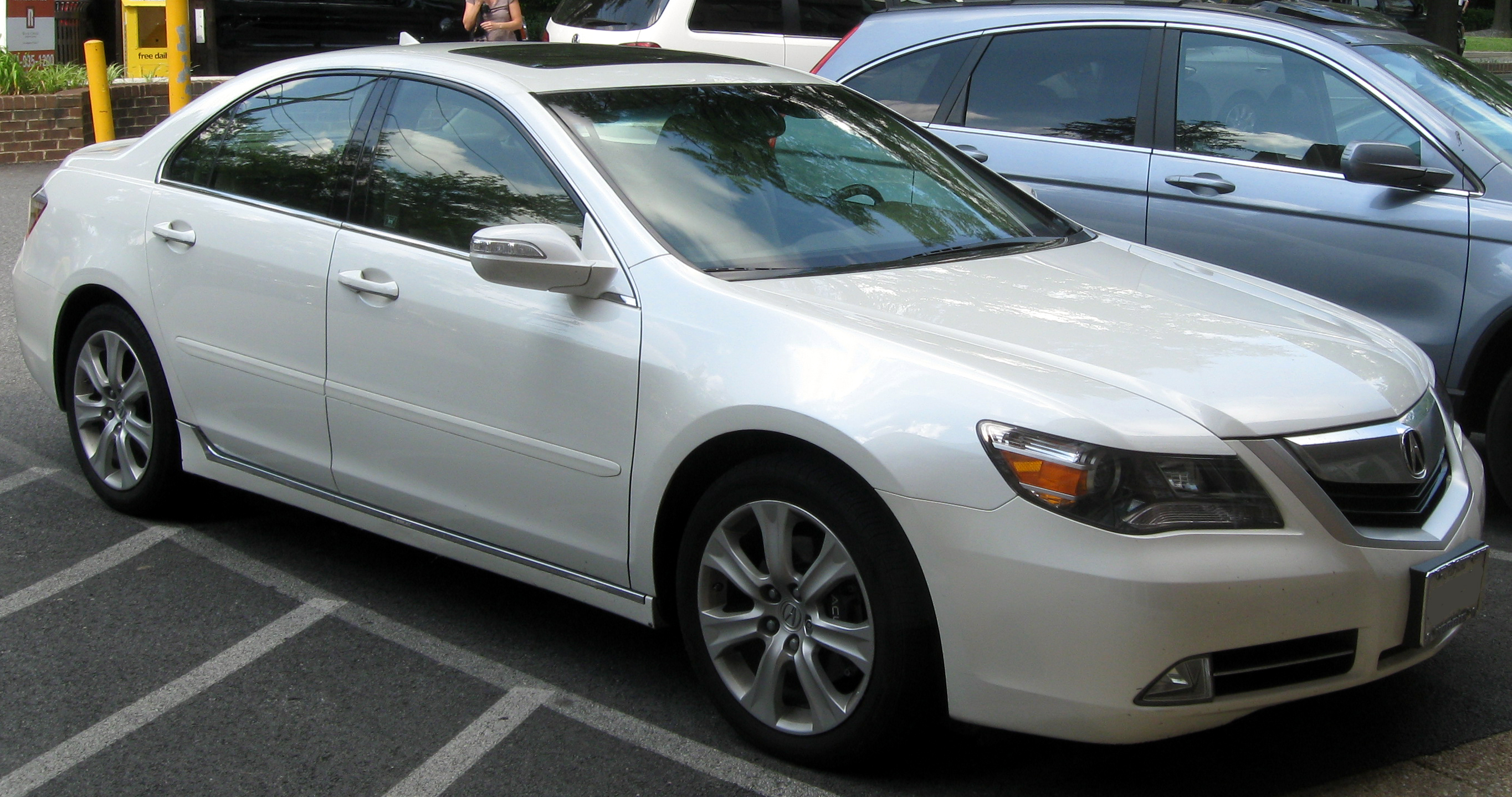 Acura RL Base #15