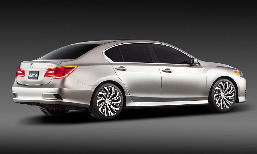 specs price acura exterior interior changes review engine rlx concept