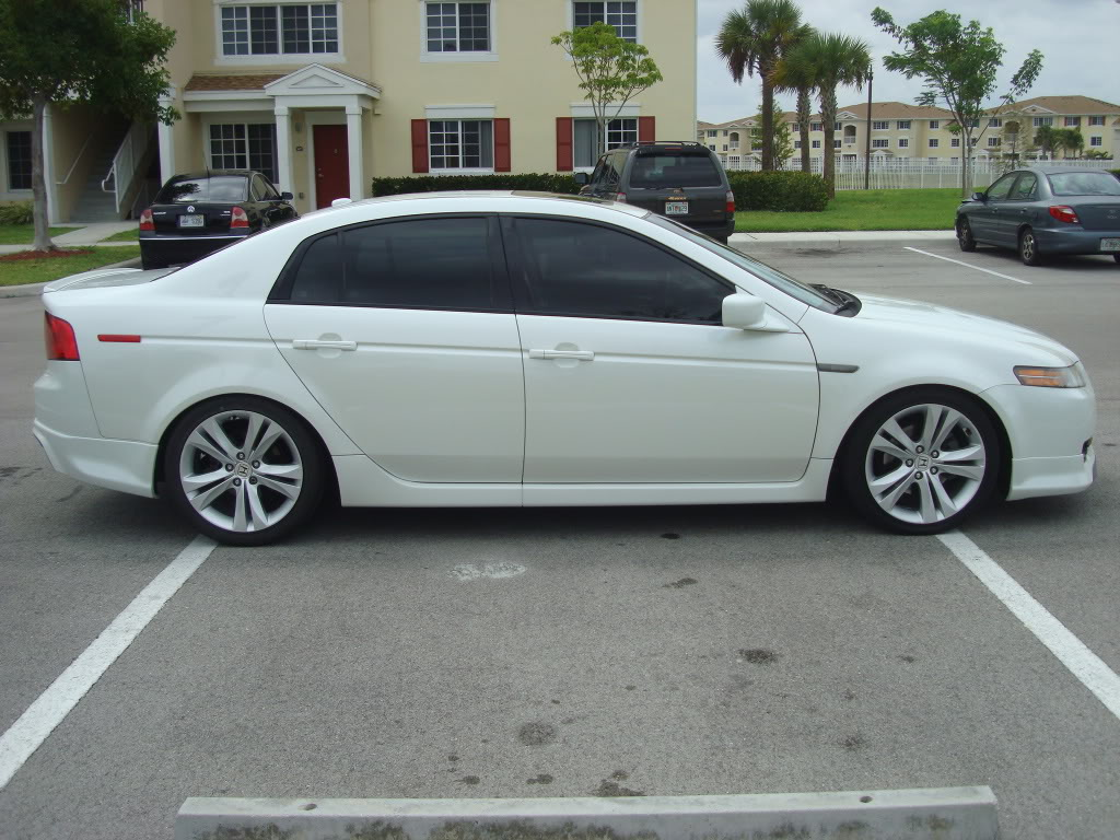 2004 acura tl white 200 interior and exterior images. Black Bedroom Furniture Sets. Home Design Ideas