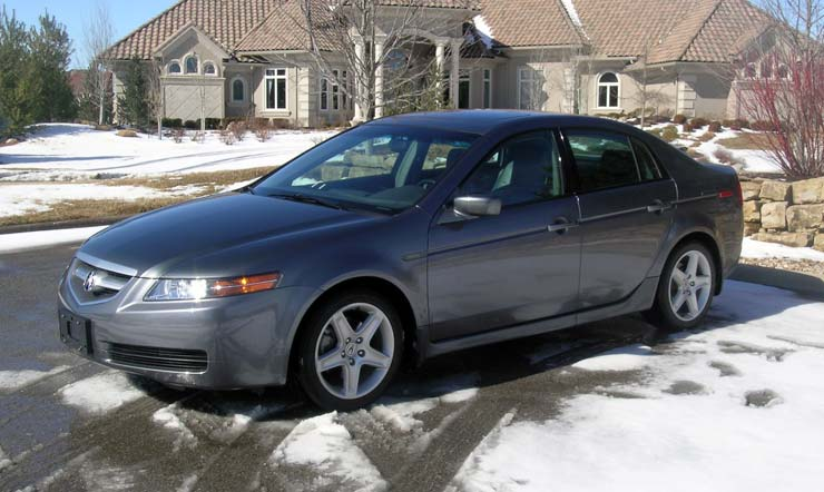 2005 acura tl information and photos momentcar. Black Bedroom Furniture Sets. Home Design Ideas