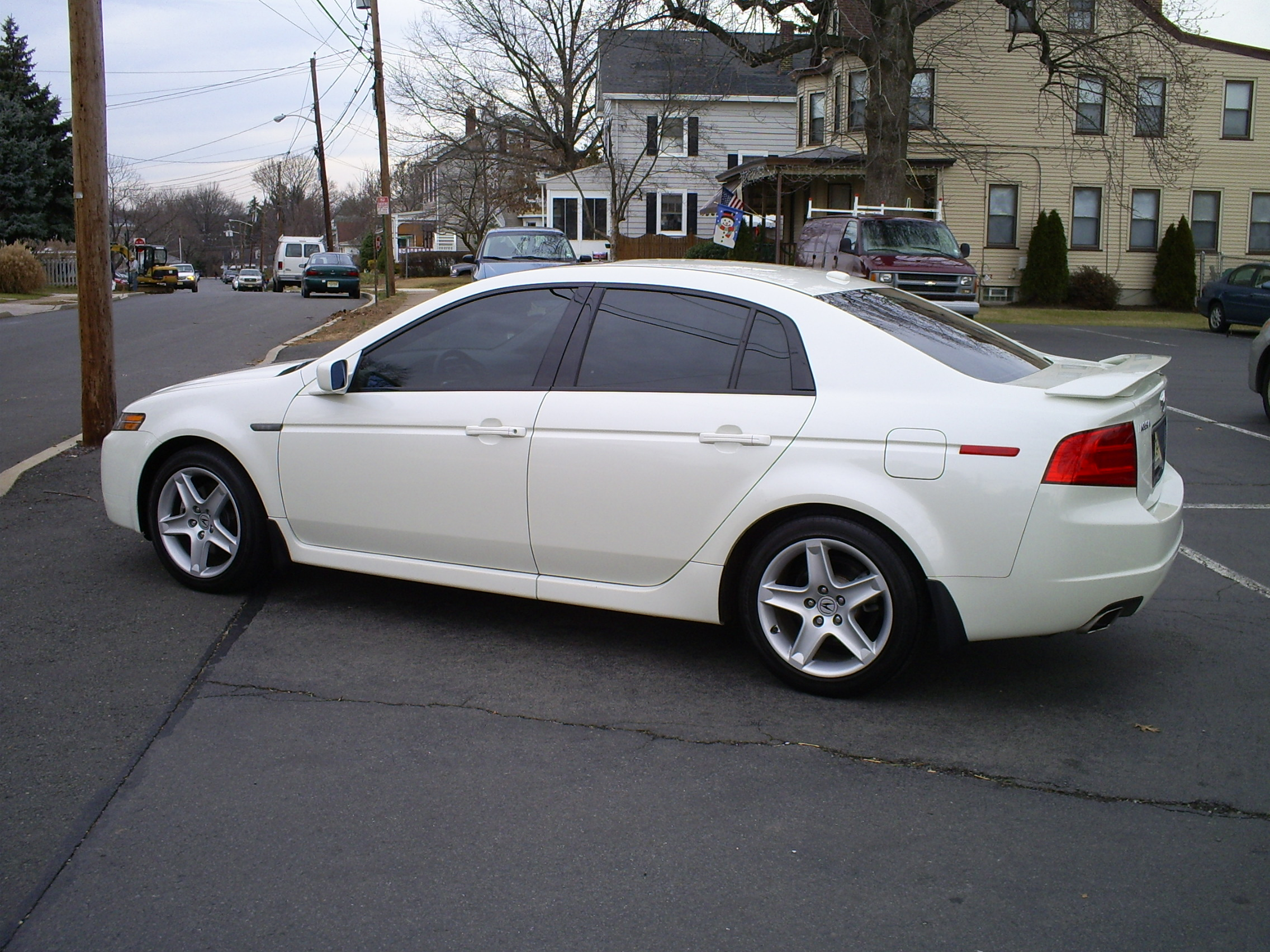 1997 Acura Tl >> 2005 Acura TL - Information and photos - MOMENTcar