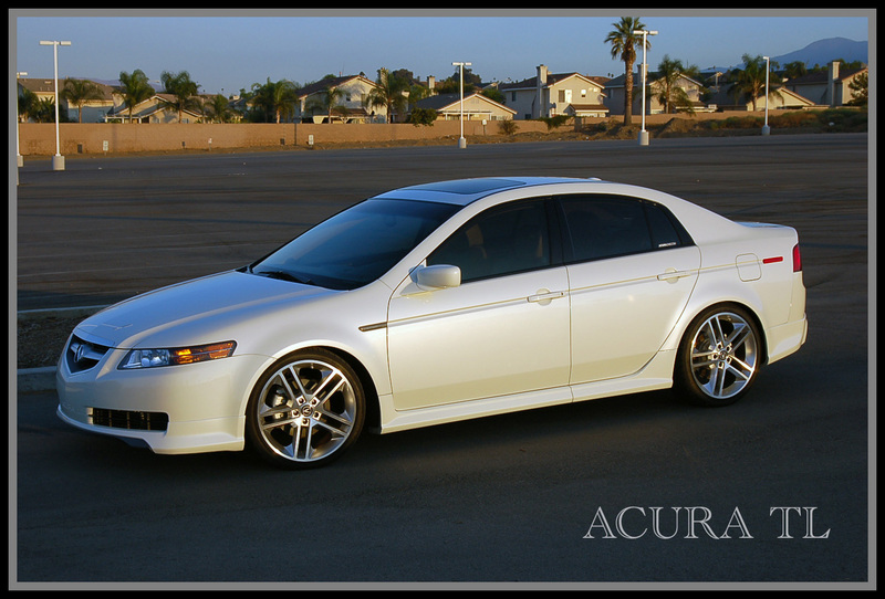 privat racing gallery offset tl chrome netz acura tucked wheel coilovers