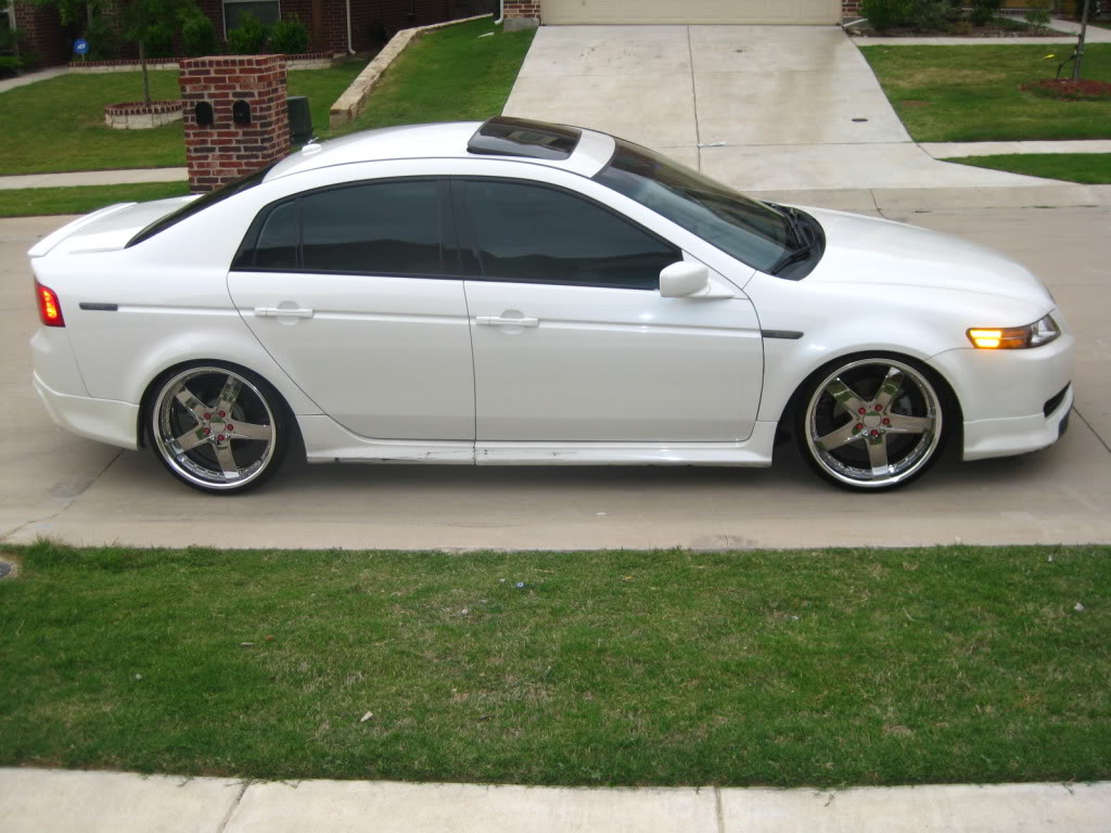 Acura TL Information And Photos MOMENTcar - 2006 acura tl rims