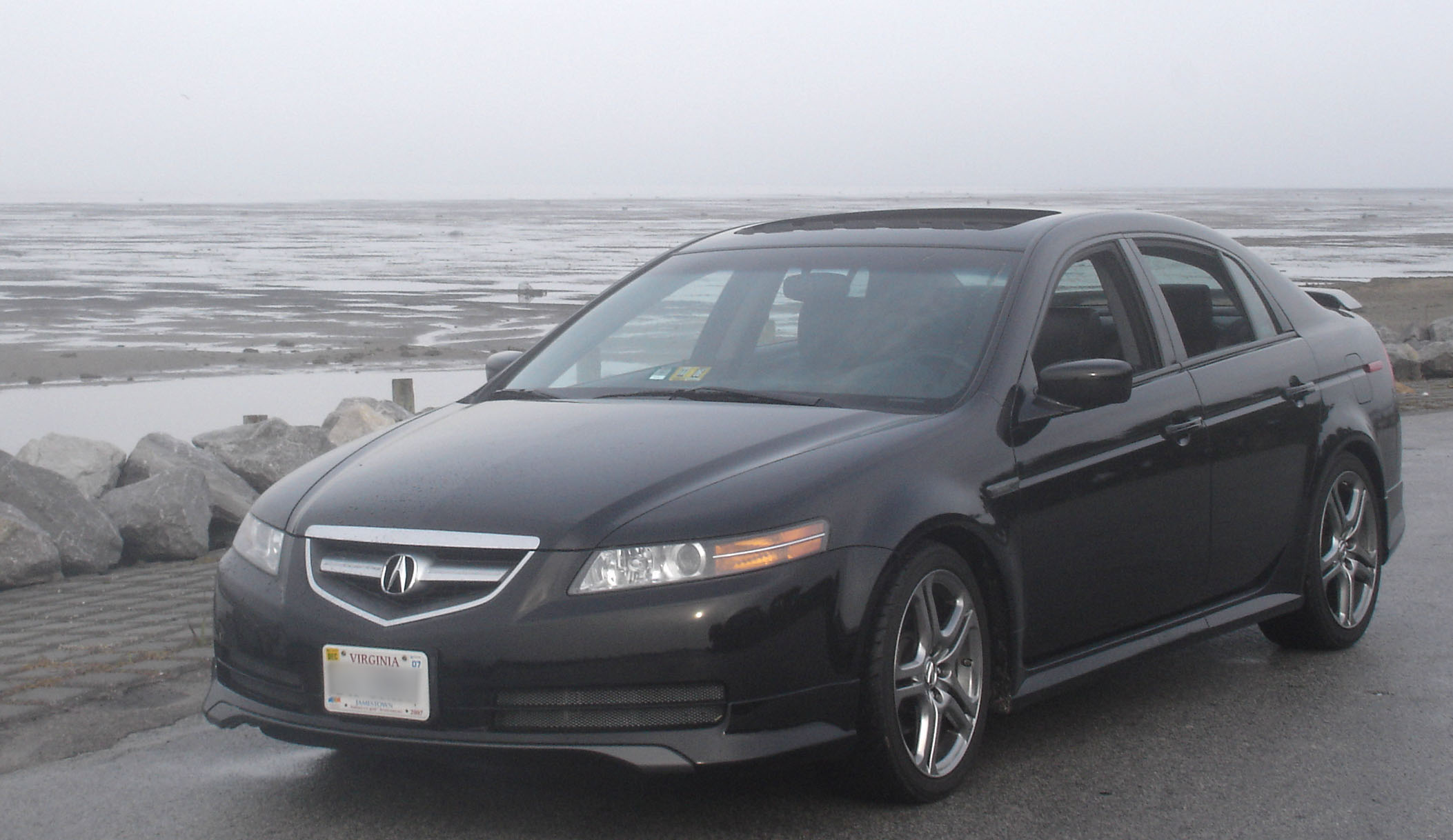 2008 acura tl information and photos momentcar