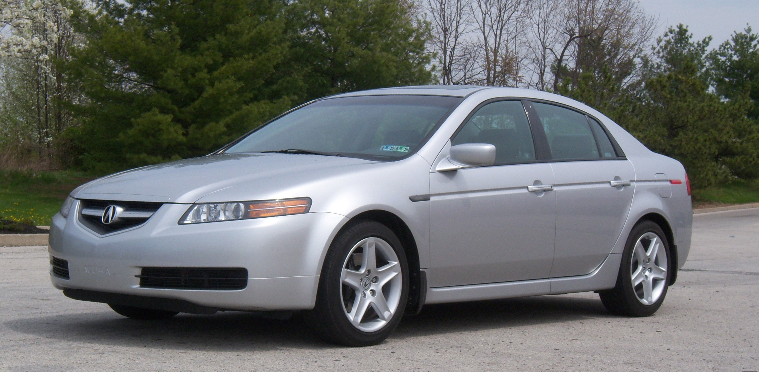 2008 Acura TL - Information and photos - MOMENTcar