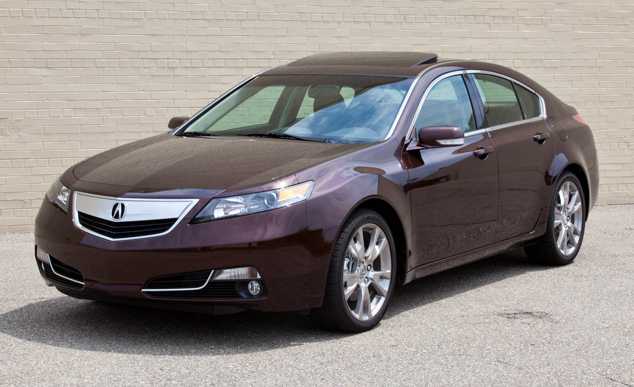 2012 acura tl information and photos momentcar. Black Bedroom Furniture Sets. Home Design Ideas