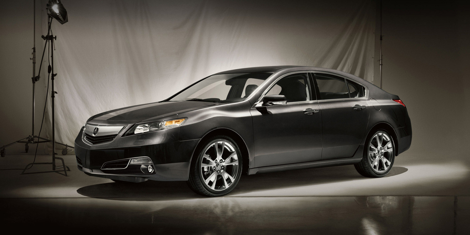 2014 acura tl information and photos momentcar. Black Bedroom Furniture Sets. Home Design Ideas