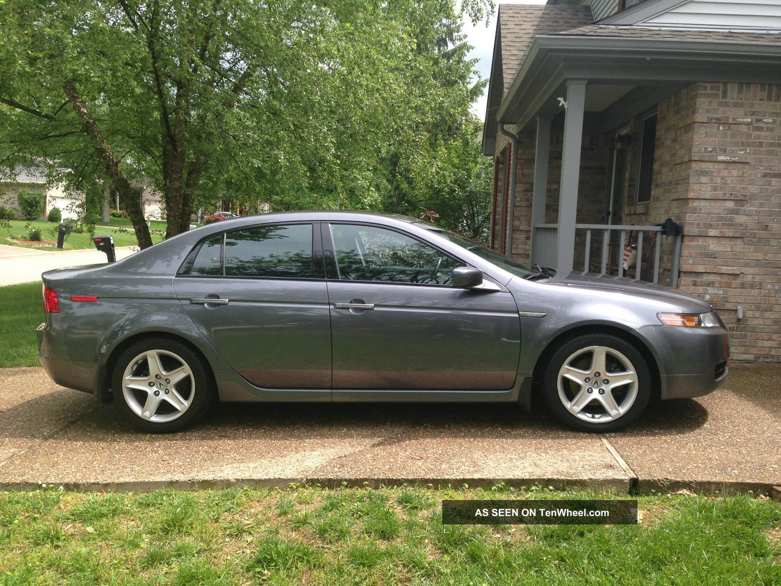 Acura Tl Information And Photos Momentcar Car Colors Base 1