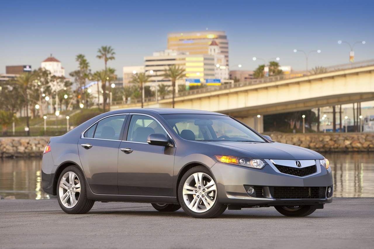 2010 Acura TSX - Information and photos - MOMENTcar on