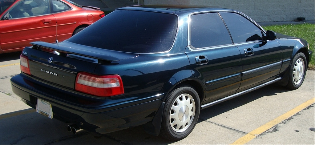 1994 acura vigor information and photos momentcar