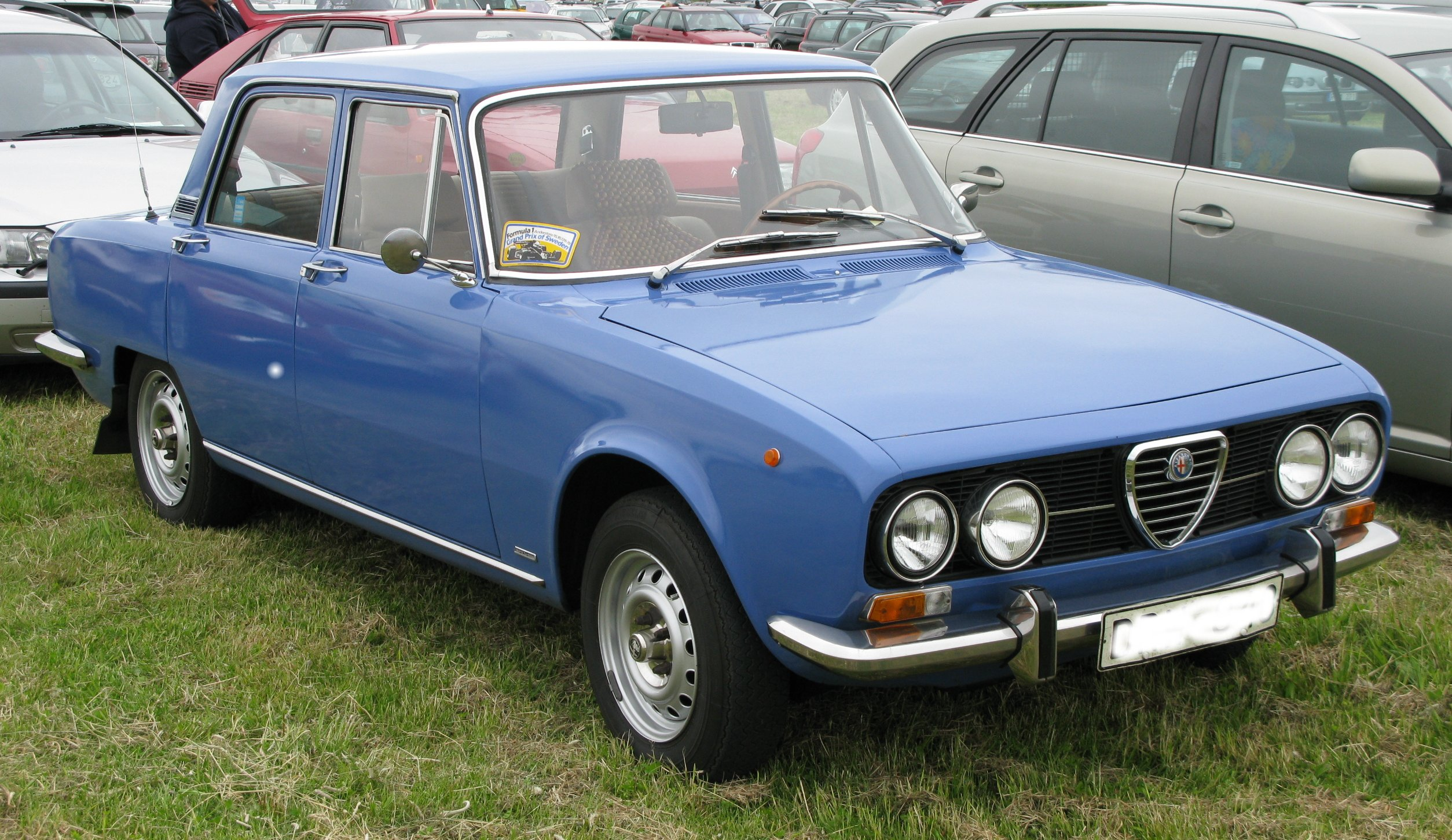 1970 alfa romeo 1750 information and photos momentcar. Black Bedroom Furniture Sets. Home Design Ideas