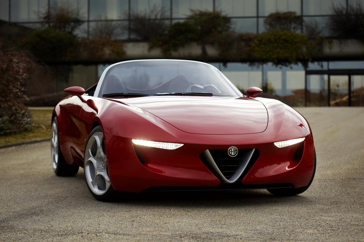 All the world waiting for a new Alfa Romeo 2015 sedan in June! #8