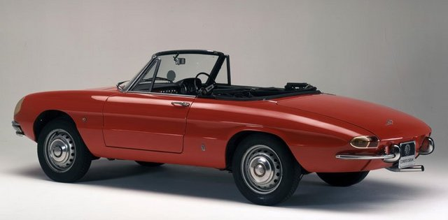 1966 alfa romeo duetto information and photos momentcar. Black Bedroom Furniture Sets. Home Design Ideas