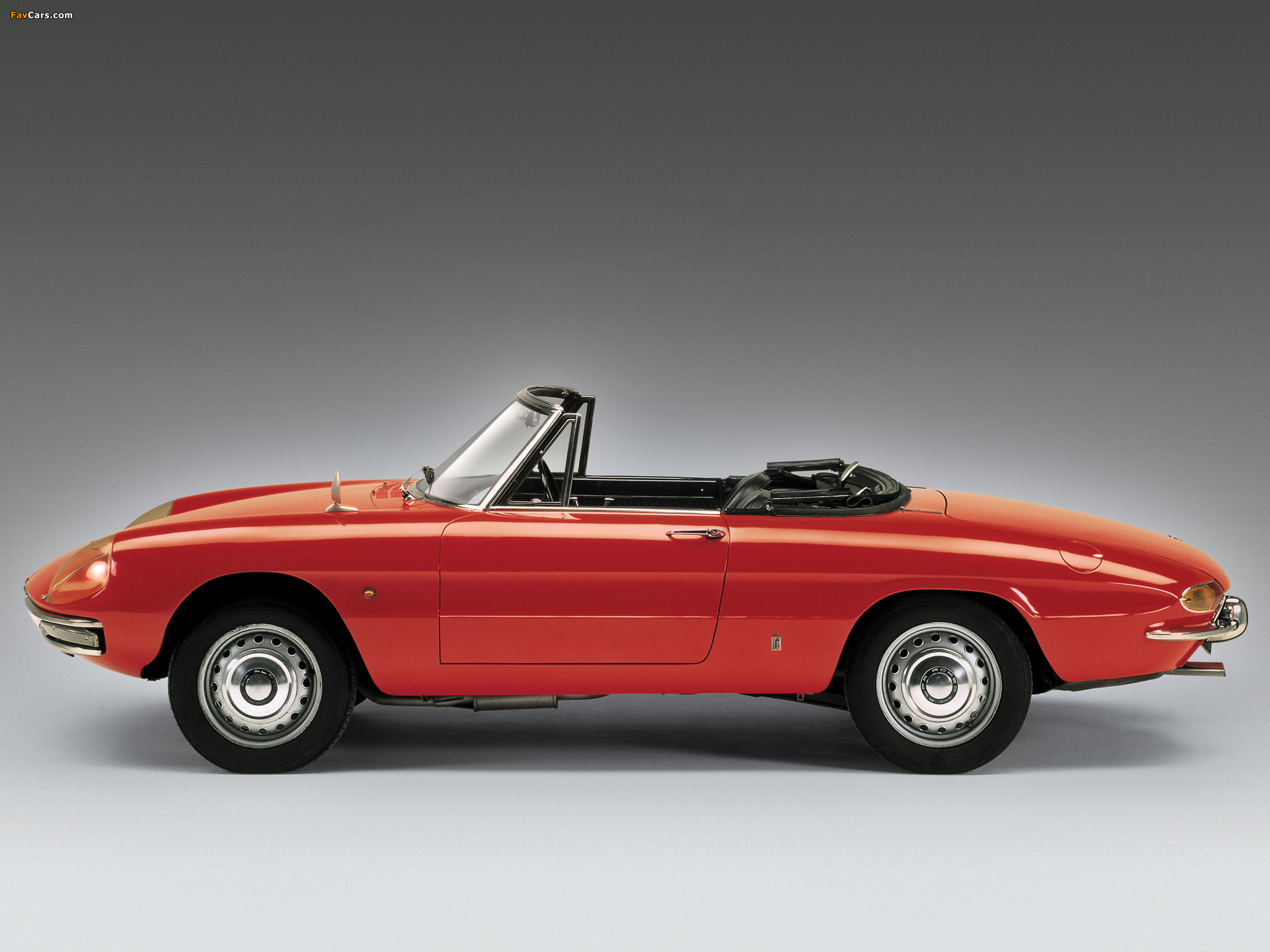 1967 Alfa Romeo Duetto - Information and photos - MOMENTcar