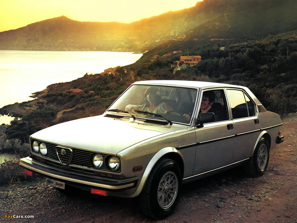 Alfa Romeo Sports Sedan Information And Photos Momentcar