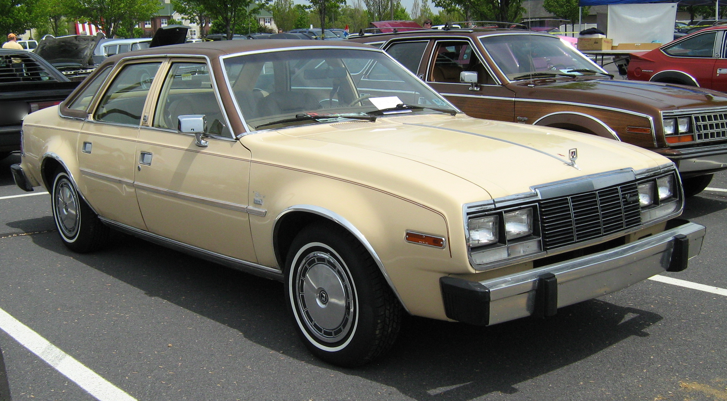 1980 American Motors Concord Information And Photos